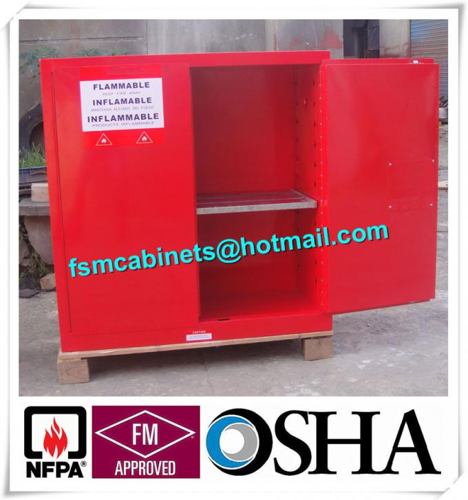 Corrosive Chemical Storage Cabinets For Diesel Engine Oil - Fireproof chemical cabinet