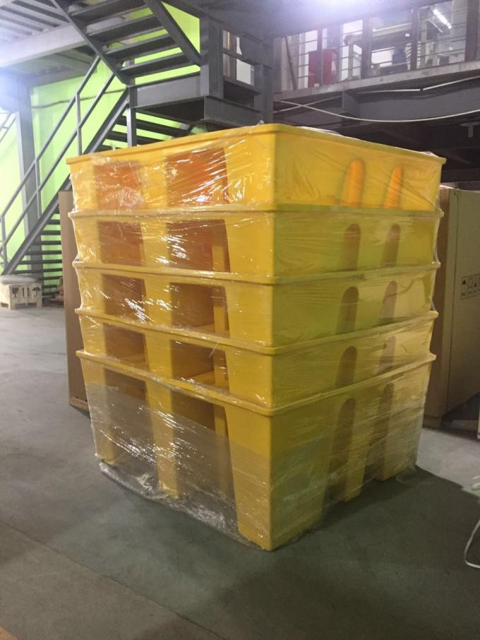 Heavy Duty IBC Spill Containment Drum Platform For Oil Drum / Chemical Drum
