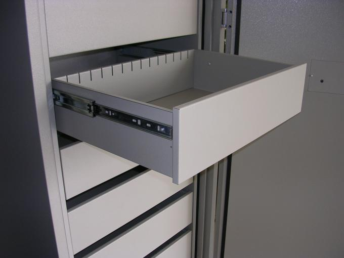 Anti Magnetic Safety Fire And Waterproof Filing Cabinets For Medium File Data Storing