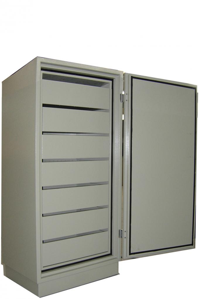 Small Steel Anti Magnetic Cabinets Fire Resistant File Cabinet 2