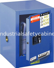 China Flammable Corrosive Storage Cabinets , Paint Storage Lockers For Laboratory supplier