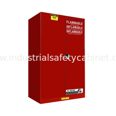 ZOYET Fireproof Corrosive Chemical Storage Cabinets For Diesel / Engine Oil / Lubricating Oil 170 Litres