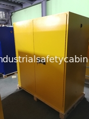 China Venting Industrial Safety Cabinets , Flammable Goods Storage Cabinets supplier