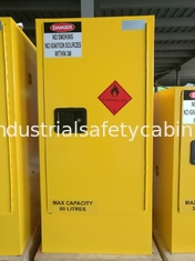 China Flammable Safety Cabinets , Fireproof storage cabinets for Chemical Liquid supplier