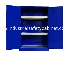 China Laboratory Chemical Safety Storage Cabinets Lockable For Corrosive Liquid supplier