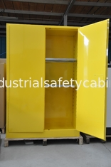 China Industrial Safety Storage Chemical Storage Cabinets for Flammable Liquid supplier
