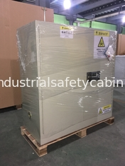 Narcotic chemical Liquid Safety Storage Cabinets Adjustable Shelf For Chemical Hazardous Goods