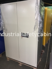 Industrial Safety Storage Cabinets With Ventilation Hole For Combustible Drums