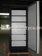 China Fireproof 4 Drawer File Cabinet Safe Flammable Locker Magnetic Proof For CD supplier