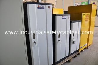 China Metal Moisture Proof Anti Magnetic Cabinets For Fire Authorities / Financial Room supplier