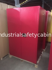 Flame Proof 60 Gallon Paint Storage Cabinets For Corrosive Combustible Liquid