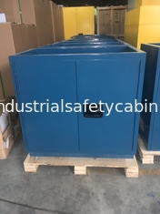 China Hazardous Waste Storage Cabinets For Laboratory , Paint Safety Storage Cabinets For Inks supplier