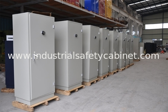 China Anti Magnetic Safety Fire And Waterproof Filing Cabinets For Medium File Data Storing supplier