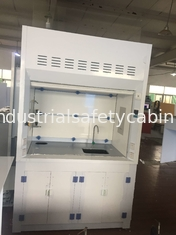 China Laboratory Furniture Safe Ductless Fume Hood Exhuasted System CE / ISO supplier