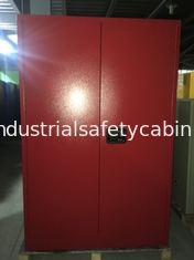 China Grounding Hazardous Material Storage Cabinets For Combustible Liquid 90 gallon supplier