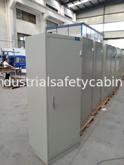 Fire Rated Storage Cabinets Anti Magnetic With Vault Door For Insurance / Public Security
