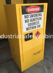 China Storage Flammable Safety Cabinets For Liquid , Industry Paint Safety Storage Cabinets supplier