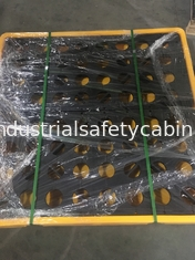 China HDPE Chemical Spill Containment deck Trays Leak Proof For 4 Oil Drum supplier