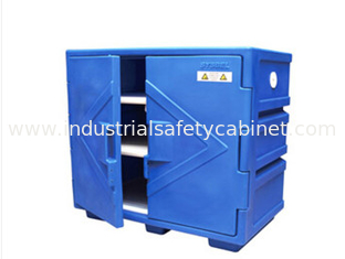 China Lockable Safety Storage Cabinets Corrosive Cabinet|Polyethylene Corrosive Cabinet(22Gal/83L) supplier