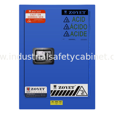 China ZOYET Safety Acid Corrosive Storage Cabinets With Touch Screen For Chemical Liquid12 gallon 45litre supplier