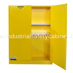 ZOYET 90 GAL Grounding Hazardous Waste Storage Cabinets For Flammable Materials Goods