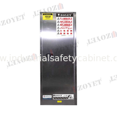 Vented Flammable Safety Cabinets , Fireproof Chemical Storage Cupboards 22 GAL