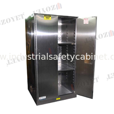 Stainless Steel Industry Flammable Safety Cabinets 60 Gallon 227 Litre
