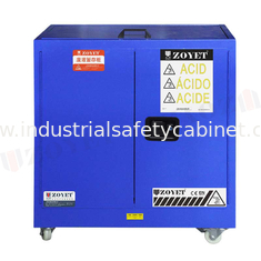 ZOYET Epoxy Paint Flammable Safety Cabinets For Labtory Use Chemical Storage