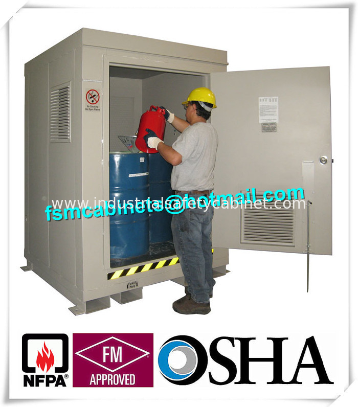Exceptionnel Chemical Safety Storage Cabinets , Hazmat Storage Containers For Hazardous  Material