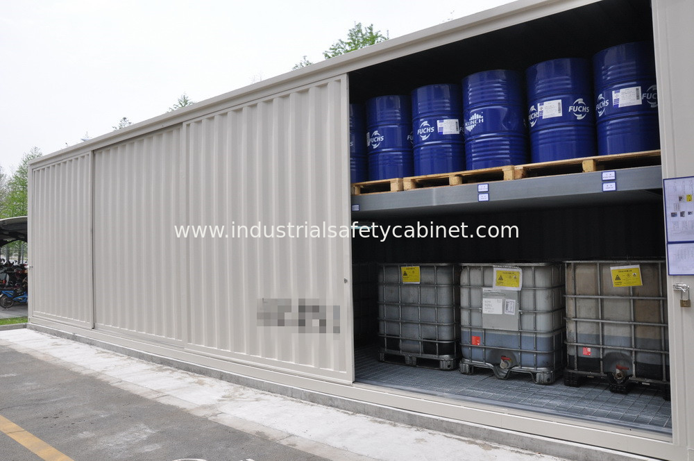 Chemical Storage Buildings Hazardous Material Storage