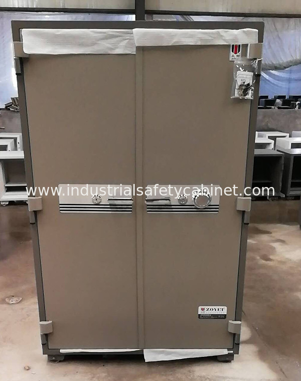 Security Fire Resistant Storage Cabinets Fireproof Vertical File