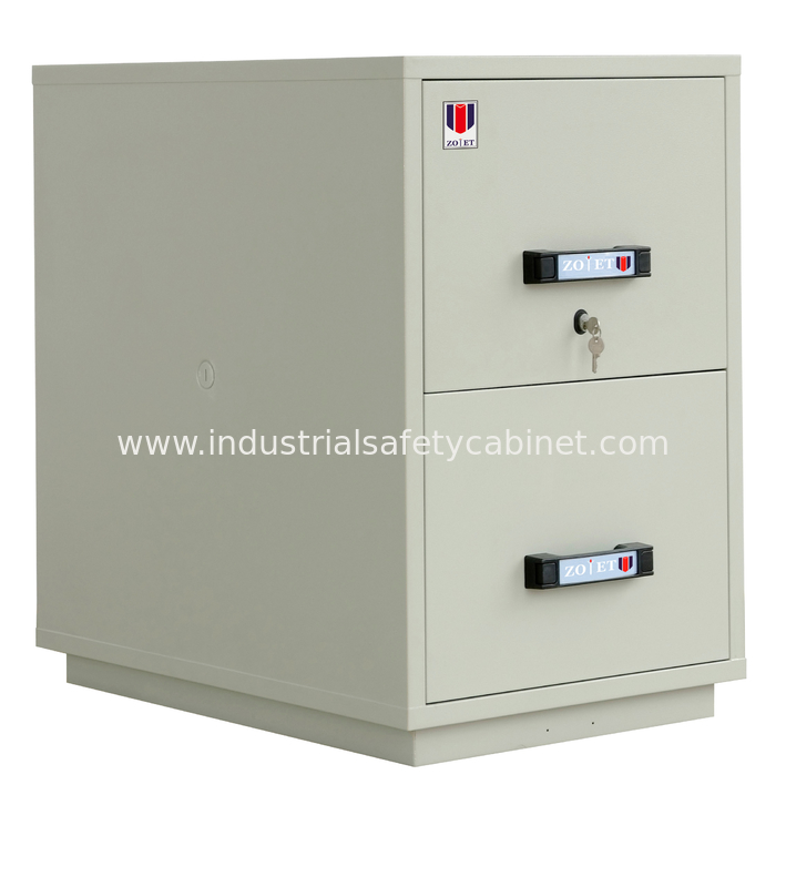 Fire Resistant Filing Cabinets 2 Drawer Fireproof File Cabinets For Documents