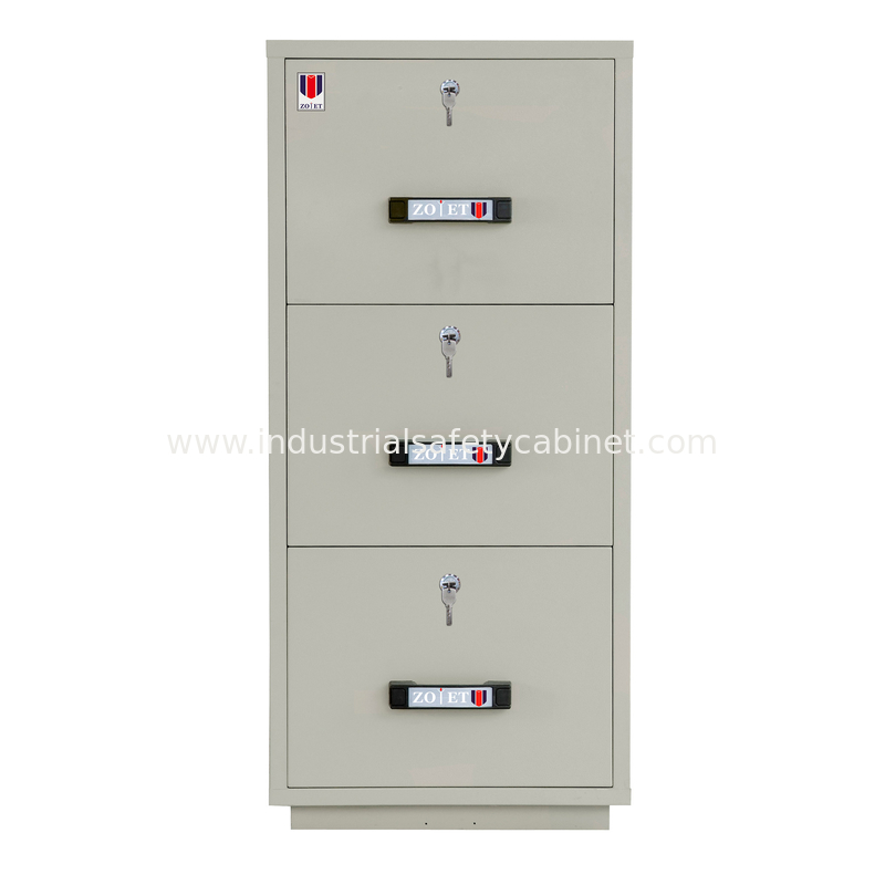 High Security Fire Resistant Fireproof Storage Cabinets For Home