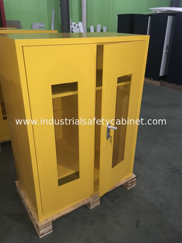 Earthing Socket Ppe Storage Cabinets For Combustible Liquid Paint