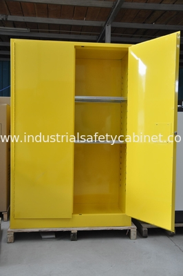 China Industrial Safety Storage Chemical Storage Cabinets for Flammable Liquid factory