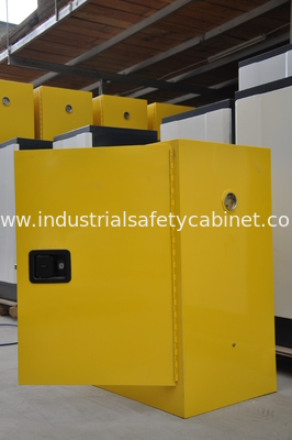 Laboratory Industrial Safety Cabinets , Flammable Liquid Chemical Safety Storage Cabinet