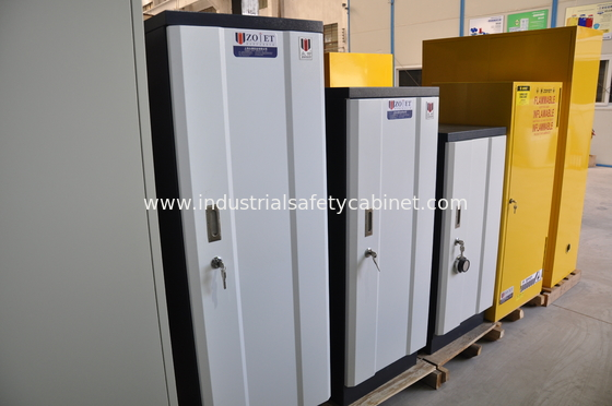 Metal Moisture Proof Anti Magnetic Cabinets For Fire Authorities / Financial Room