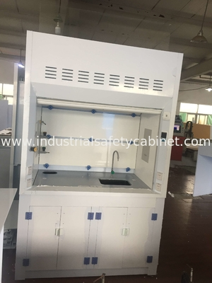 Laboratory Furniture Safe Ductless Fume Hood Exhuasted System CE / ISO