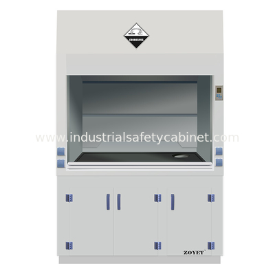ZOYET Laboratory Furniture Safe Ductless Fume Hood Exhuasted System