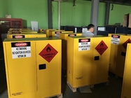 Hazardous Chemical Storage Cabinets Fireproof  for Chemical Liquid 160 litres